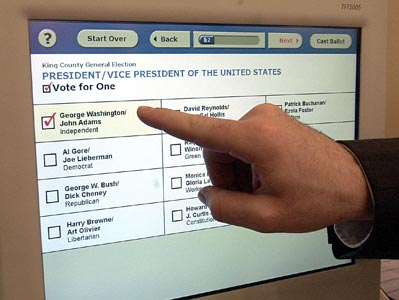 should electronic voting systems be used Before proceeding to comment on the security of electronic voting systems, we should at least pause to consider the desirability of such systems electronic systems.
